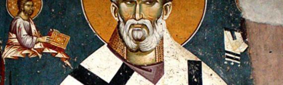 Pravoslavni vernici slave Svetog Nikolu