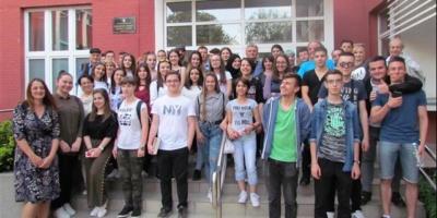 """Tehnička škola Nikole Tesle učestvovala u projektu """"Koliko se poznajemo"""" Centra za kreativno pisanje"""