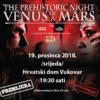 Praistorijska noć Venere i Marsa