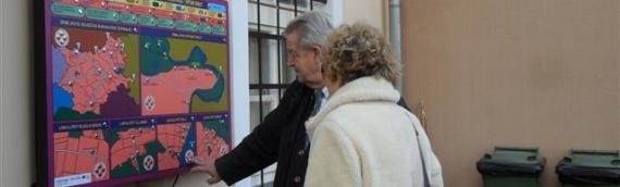 Dalj: Prve u Hrvatskoj – digitalno senzorske turističke ploče za slepe i slabovidne osobe