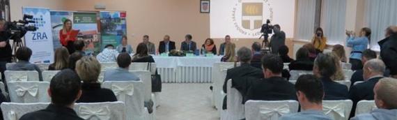 """Opština Erdut i grad Belišće u projektu """"Zelene staze Dunava i Drave"""""""