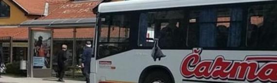 Autobuska karta u gradskom prevozu poskupela na 8 kuna