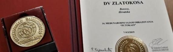 Borovskom vrtiću još jedna Velika zlatna medalja za kvalitet rada