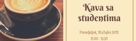 EDV: Još jedna kafa sa studentima