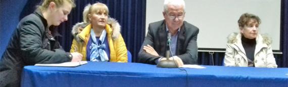 """Borovo:Održana godišnja skupština """"Plavog Dunava"""""""