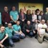 """Iz studija Radio Borova sinoć  uživo emitovana emisija """"Večeras zajedno"""" Radio Beograda 1"""