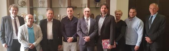 Dogovorena fudbalska utakmica Srba iz Hrvatske i Hrvata iz Srbije