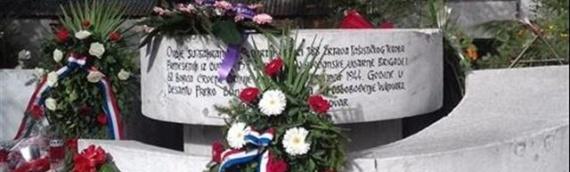 Antifašisti pozivaju na obeležavanje 74.godišnjice Proboja Sremskog fronta i oslobođenja Vukovara