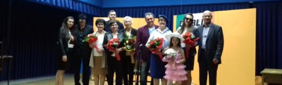 Borovski glumci amateri premijerno izveli novu predstavu