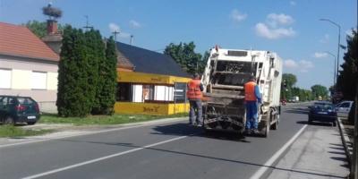 U sredu, 22. maja neće biti odvoza smeća u Borovu