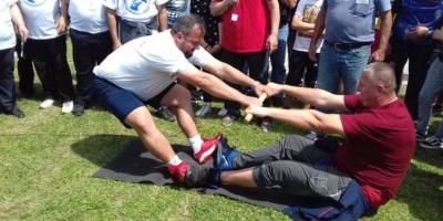 9.Sportski susreti Zavičajnog udruženja Srba Ozrena i Posavine okupili više od 400 takmičara i posetilaca