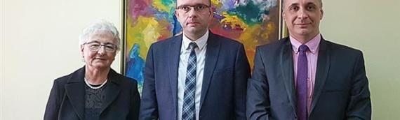 Predstavnici ZVO-a posetili Ministarstvo prosvete, nauke i tehnološkog razvoja Srbije