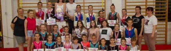 Održano Pojedinačno prvenstvo grada Vukovara u ženskoj sportskoj gimnastici