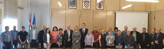 Konstituisana Veća nacionalnih manjina u Vukovarsko-sremskoj županiji
