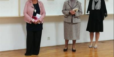 Izložba Rade Marković u vukovarskom SKC-u: Žena - isklesana kroz vekove
