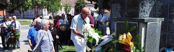 Obeležena 78. godišnjica oružanog otpora meštana Bobote fašističkom teroru