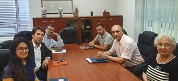 Delegacija OEBS-a posetila Zajedničko veće opština