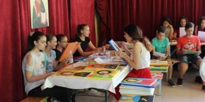 Druga Letnja škola kaligrafije, ikonopisanja i pojanja u organizaciji ZVO-a i Eparhije osečkopoljske i baranjske