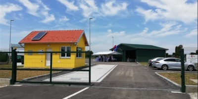 Borovo: Svečano otvoreno Reciklažno dvorište