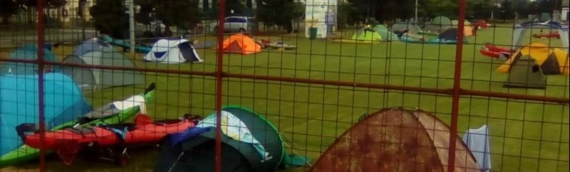 Borovo ugostilo 110 učesnika Međunarodne dunavske regate