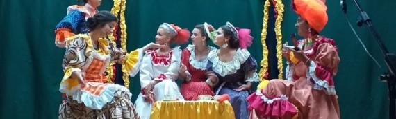 Pačetinski glumci amateri oduševili borovsku publiku