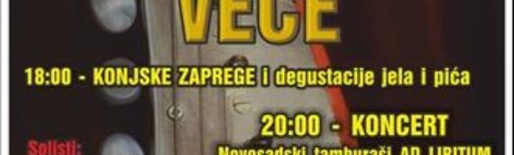 U četvrtak tamburaško veče u Borovu