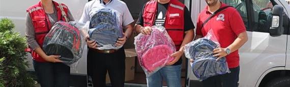 U ZVO stigle besplatne školske torbe za prvake u nastavi na srpskom jeziku