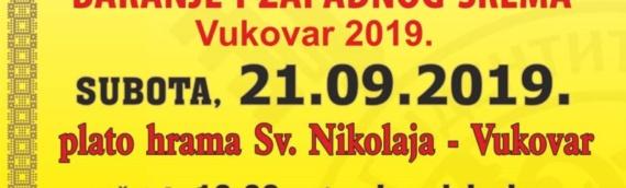 U subotu u Vukovaru 3. Sabor kulturnog i narodnog stvaralaštva Srba