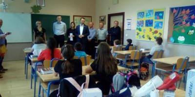 """Učenici OŠ """"Nikole Andrića"""" i ove godine bez svoje školske zgrade"""