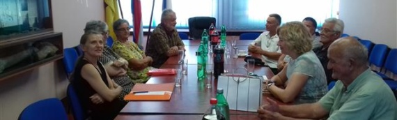 """Udruženje """"Protiv zaborava"""" održalo sastanak u Borovu"""