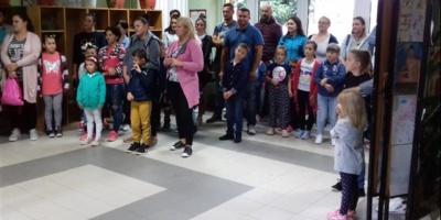 U Osnovnoj školi Borovo 248 đaka od kojih 22 prvaka