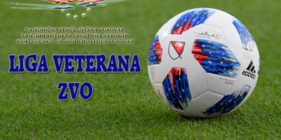 8.kolo Lige veterana ZVO-a danas u 15,30 časova