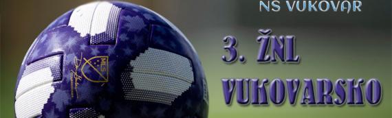Odigrane utakmice 8. kola 3.ŽNL VSŽ VU