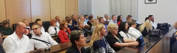 Prijem za direktore škola u Vukovarsko-sremskoj županiji