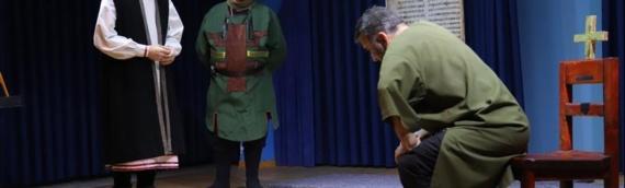 "Borovo: Amatersko pozorište ""Brile"" iz Beočina izvelo predstavu ""Princ Rastko – monah Sava"""