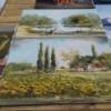 Izložba slika s ovogodišnje borovske kolonije