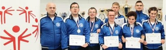 UZOSIO Golubica: Pet medalja sa  Prvenstva Hrvatske u kuglanju