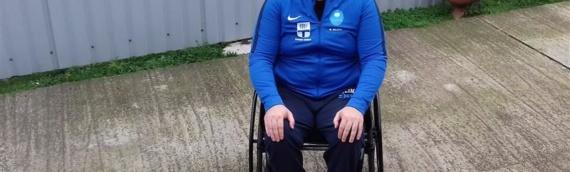 Parakaratista Nemanja Kojčić iz Dalja dobio nova kolica