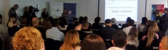 U Vukovaru održani Regionalni dani EU fondova