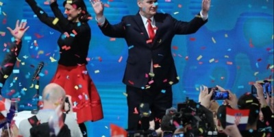 Zoran Milanović je novi predsednik Republike Hrvatske
