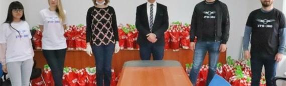 ZVO i SNV obezbedili 150 paketa za socijalno ugrožene sunarodnike