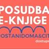 Nova usluga u GK Vukovar – Posuđivanje e-knjige