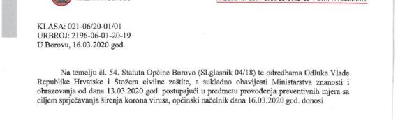 """Borovo: Obustavlja se rad Dečjeg vrtića """"Zlatokosa"""""""