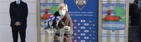 Nema novozaraženih virusom COVID-19 na području naše županije
