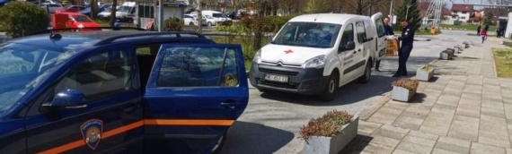 Stigla zaštitna oprema za ustanove u Vukovarsko-sremskoj županiji