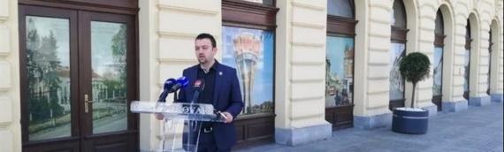 Dronovi će nadzirati  okupljanje građana na javnim  površinama