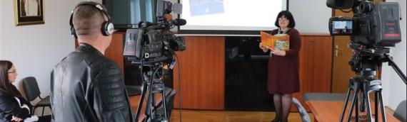 Počelo snimanje časova iz srpskog jezika za nastavu na daljinu