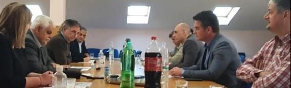U Vukovaru održana sednica Predsedništva SDSS-a