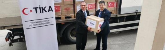 Turska agencija TIKA dostavila pomoć ugroženima u Vukovarsko-sremskoj županiji