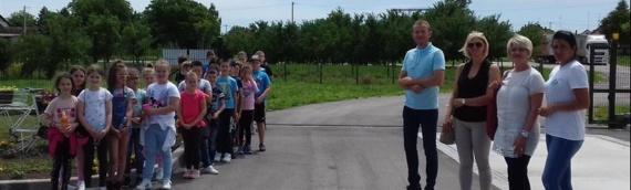 Učenici OŠ Borovo posetili reciklažno dvorište